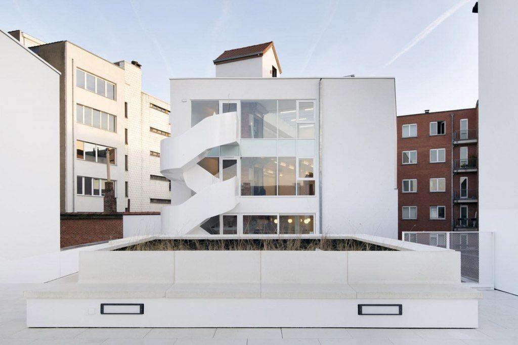 Ouverture du nouveau MAD, la maison de la Mode et du Design à Bruxelles