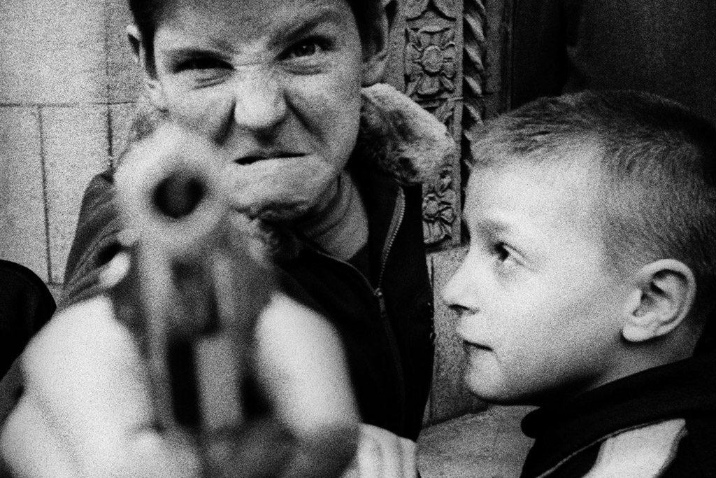 Berlin : Ouverture de l'exposition William Klein
