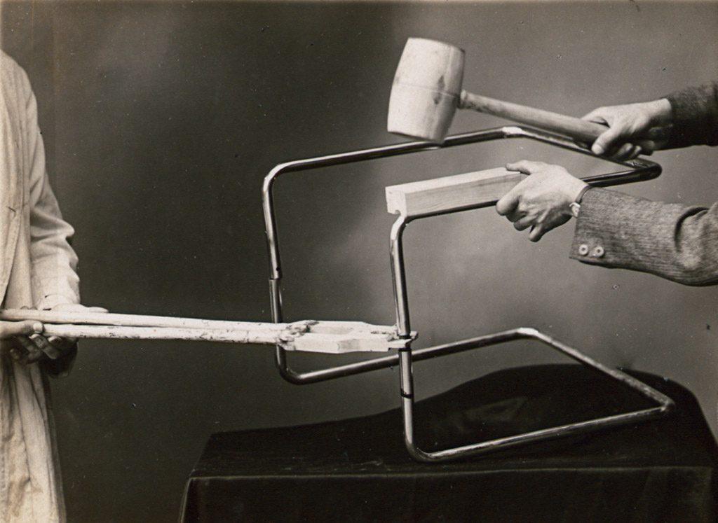 Le Bauhaus au ADAM Museum de Bruxelles