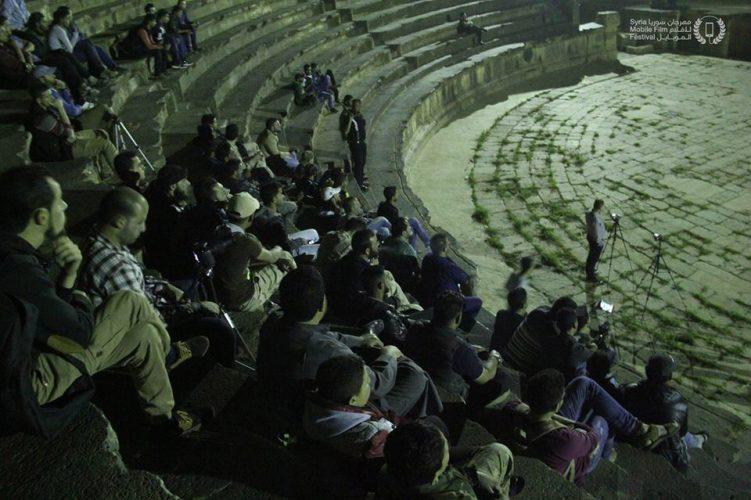 4-Syria-Mobile-Film-Festival---Theatre--antique-Daraa2016---Courtesy-SMFF