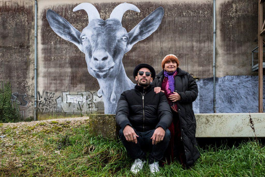 Spécial Cannes : Quand le cinéma rencontre l'Art… <br>Visages, villages d'Agnès Varda & JR