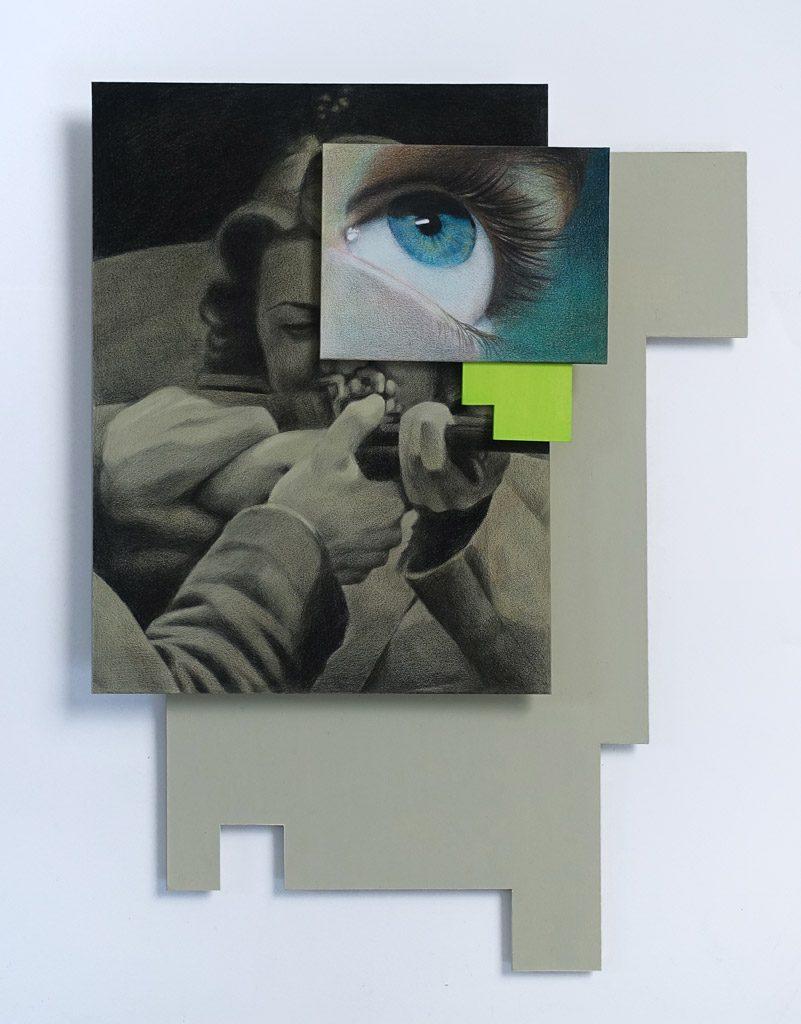 France Bizot à la Backslash Gallery