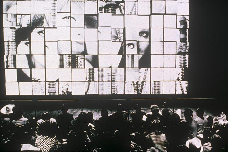 Josef-Svoboda--Emil-Radok-and-Miroslav-Pflug--STVOŘENÍ-SVĚTA-(La-creation-du-monde)--Vue-d-installation--1967-©-Josef-Svoboda-Archives