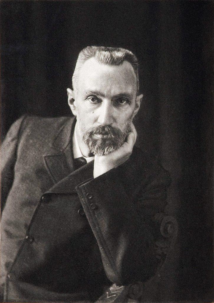 Né un 15 mai : Pierre Curie