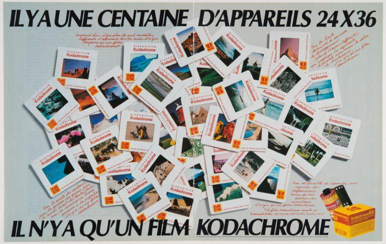Publicité-Kodak-pour-le-film-Kodachrome--1982-©-Kodak---Reproduction--Musée-de-l-Elysée--Lausanne