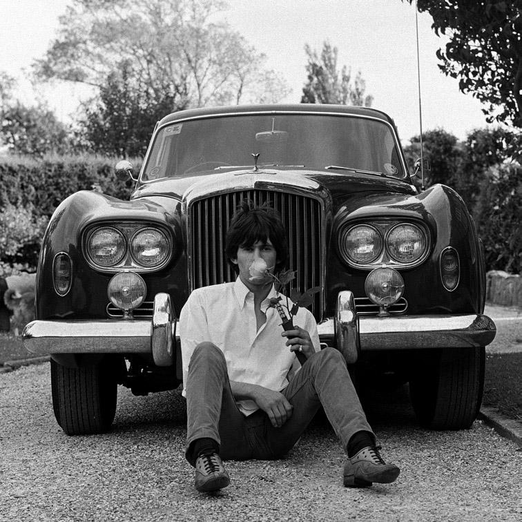 Né un 18 décembre : Keith Richards