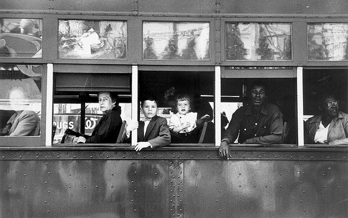 Chicago : Inauguration de l'expo de Robert Frank