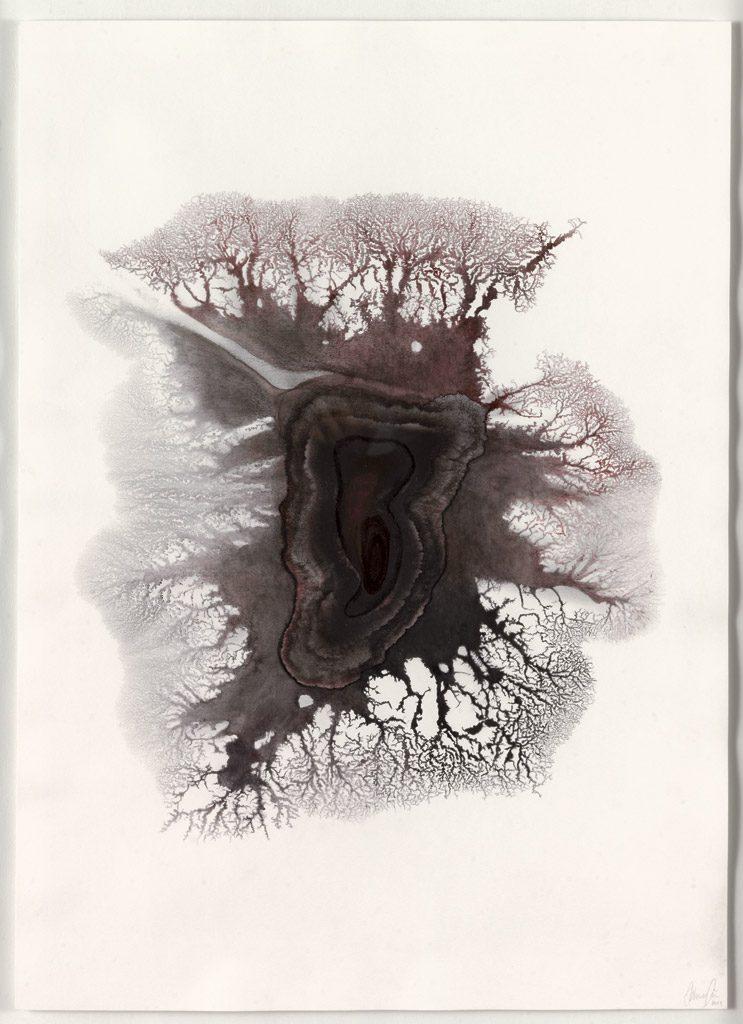 Les 10 ans du Prix de dessin de la Fondation d'art contemporain Guerlain au Centre Pompidou