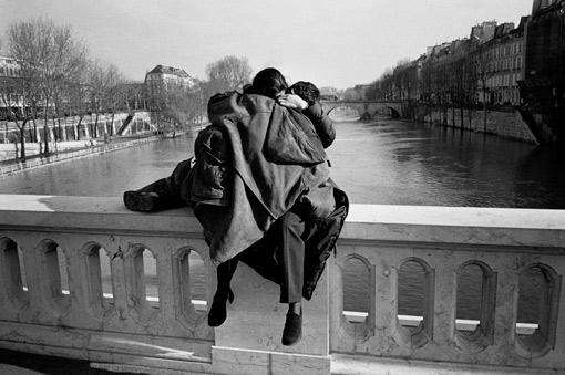 Paris : Inauguration de l'exposition Paris d'Edouard Boubat