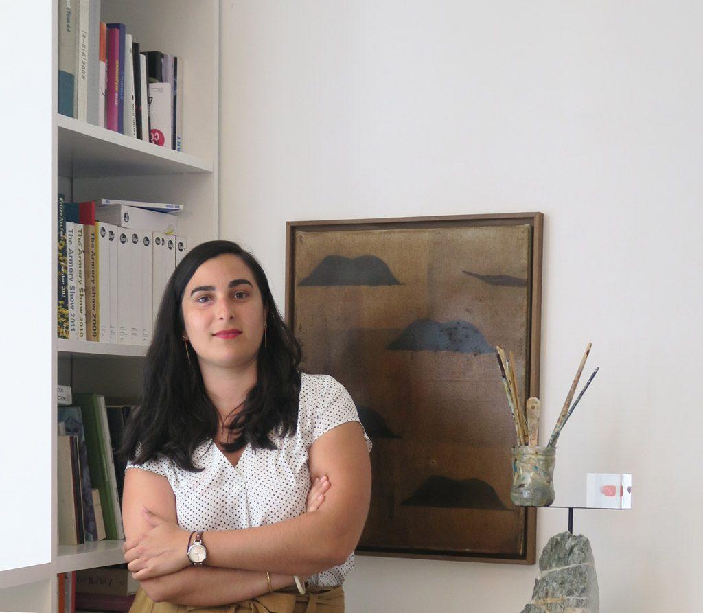 Centre d'art Chasse Spleen : Rencontre avec Sophia Girabancas Pérez