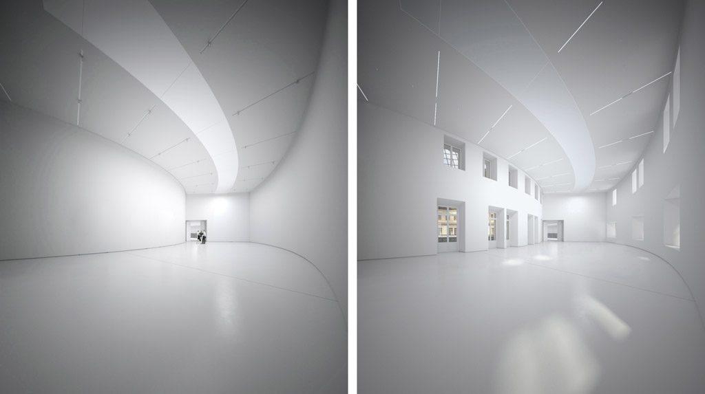 Le futur musée Pinault à la Bourse de Commerce de Paris