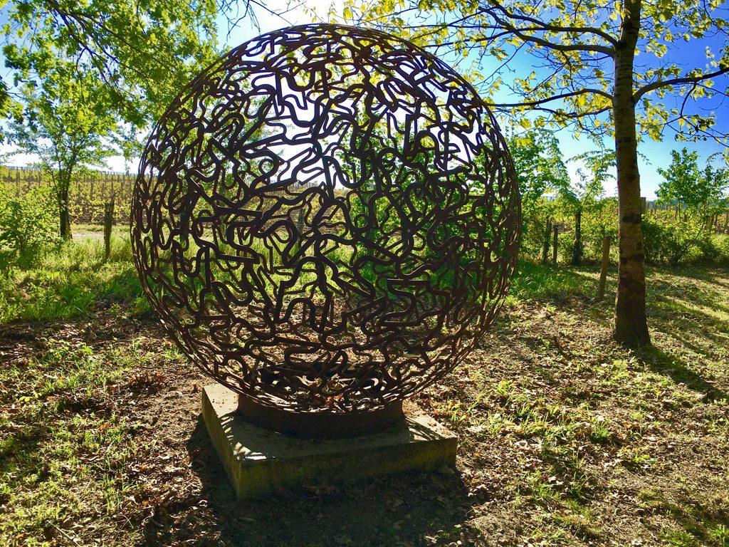 27 ans de coups de cœur artistiques au Château Smith Haut Lafitte et ouverture au Land Art avec la «Forêt des 5 sens»