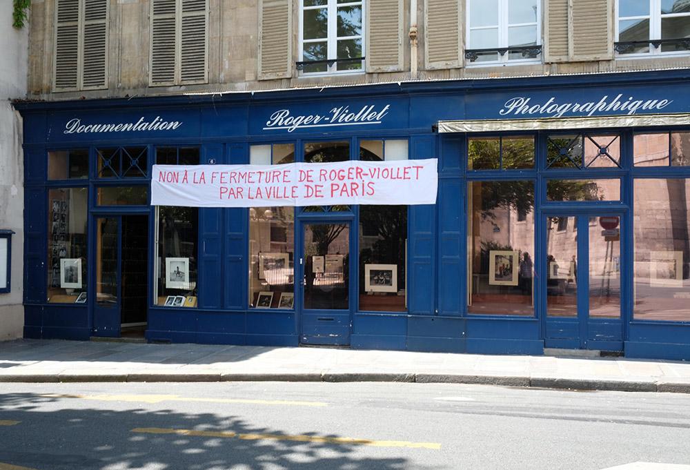 L'Agence Roger-Viollet – Parisienne de la photographie en danger