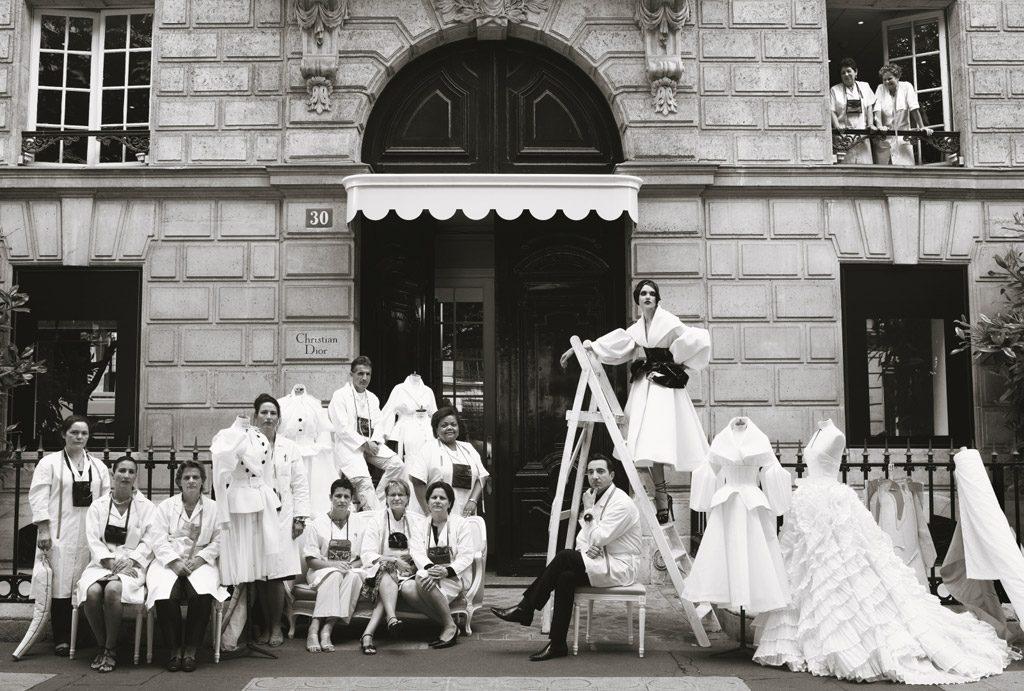 Les 70 ans flamboyants de Christian Dior au musée des Arts Décoratifs