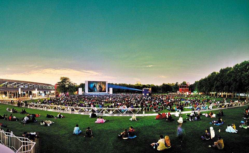 #FestivalDeLété : Cinéma en Plein Air à la Villette
