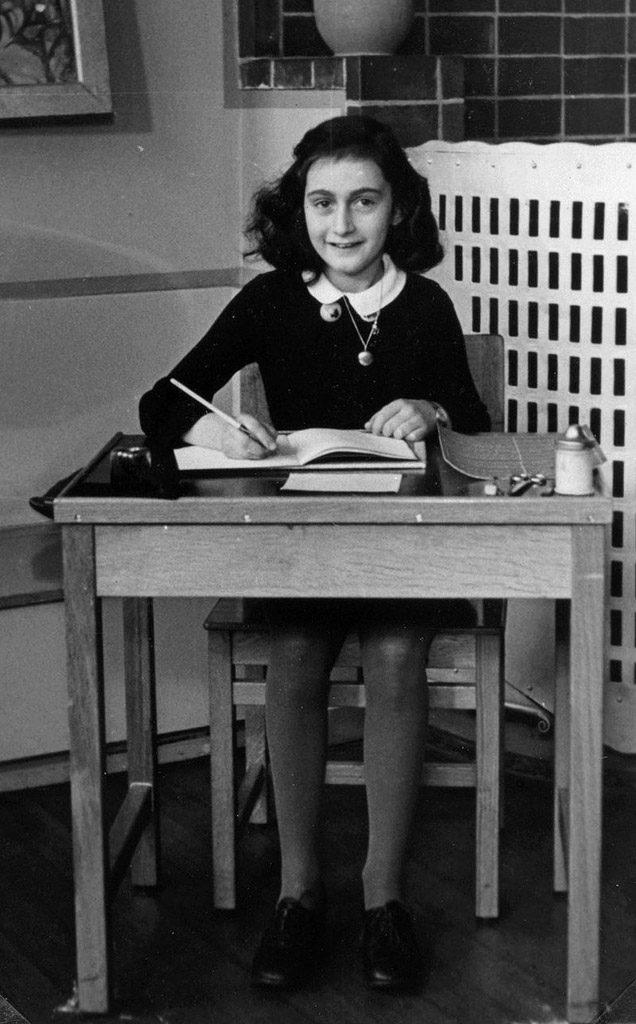 Ephéméride (1944) : Arrestation d'Anne Frank
