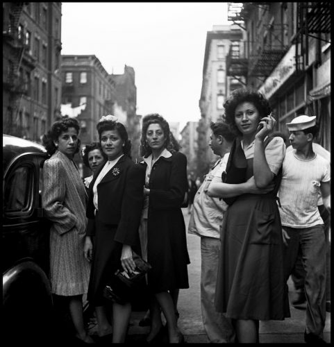 Little-Italy,-New-York,-1943-©-Fred-Stein-Archive