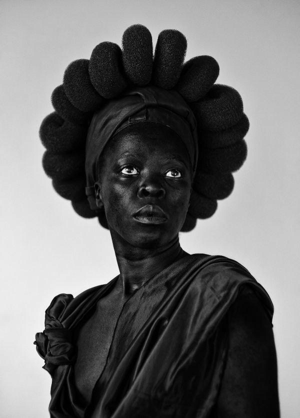 Londres : Ouverture de l'exposition de Zanele Muholi