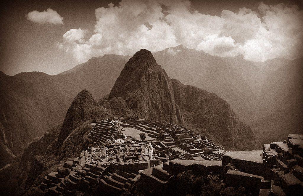 Ephéméride (1911) : Découverte du Machu Picchu