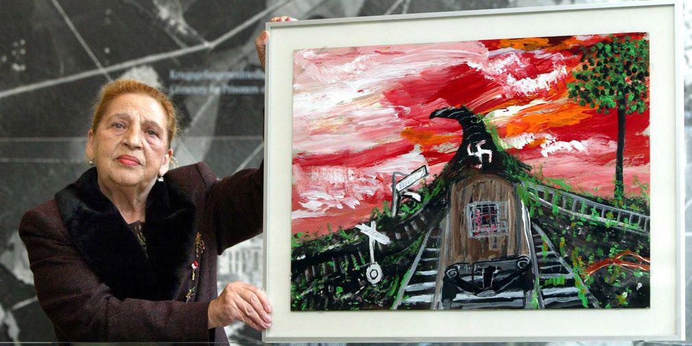 Carte Blanche à Christophe Gaillard : Focus sur Ceija Stojka