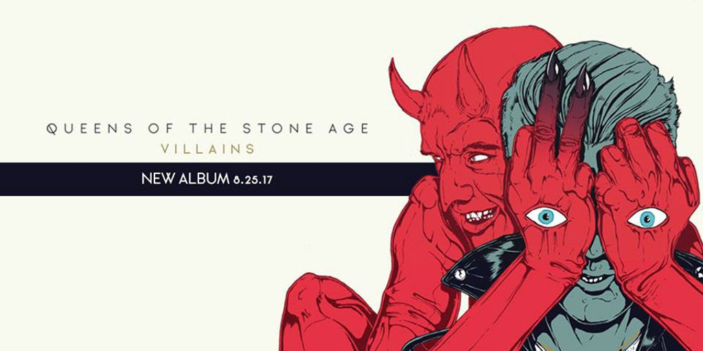 Queens of the Stone Age : Sortie de Villains