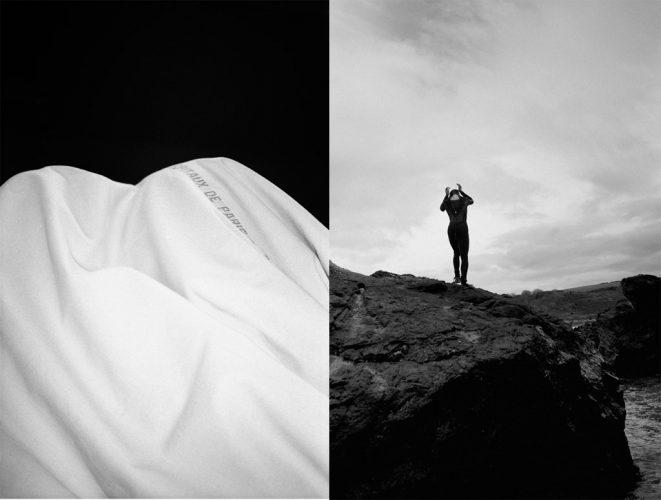 Léa Habourdin, la fin du monde dans la tête, Livre