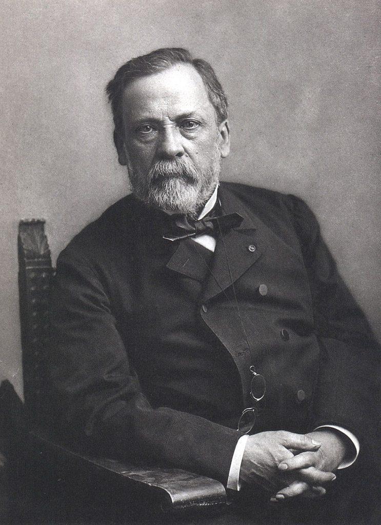 Ephéméride (1895) : Mort de Louis Pasteur