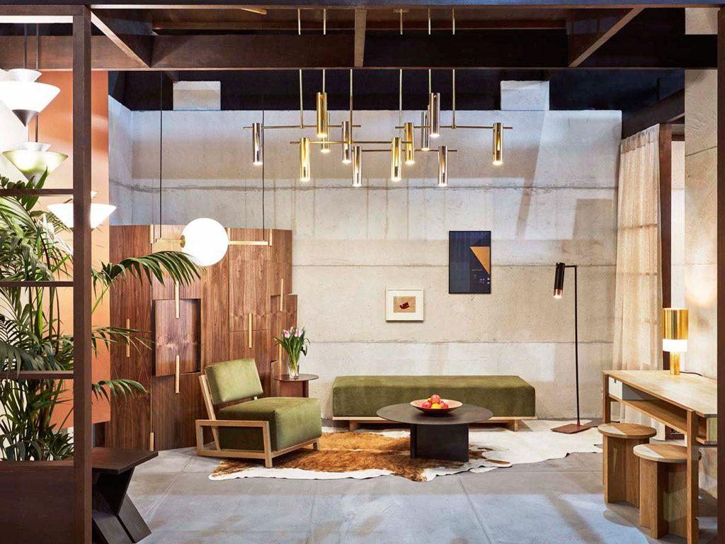Le design de la côte ouest américaine s'invite chez Triode à Saint Germain des Prés