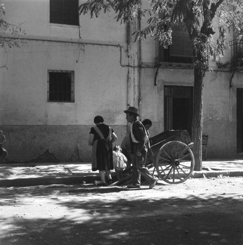 Rue,-Tolède,-1955