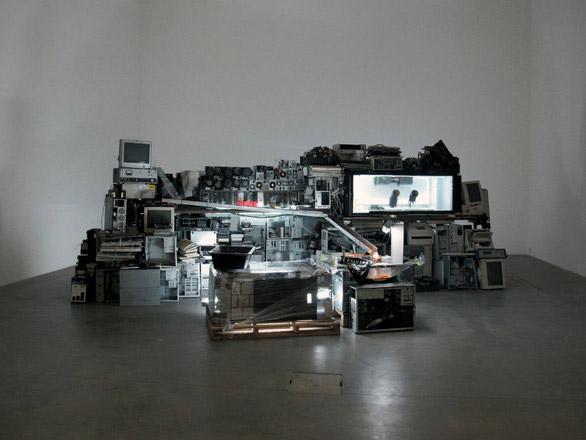 Biennale de Lyon (suite et fin) : Rendez-vous 17 (IAC), Lee Mingwei (Fondation Bullukian) et Lee Ufan (couvent de la Tourette)