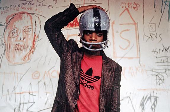 Londres : Ouverture de «Basquiat Boom for Real»