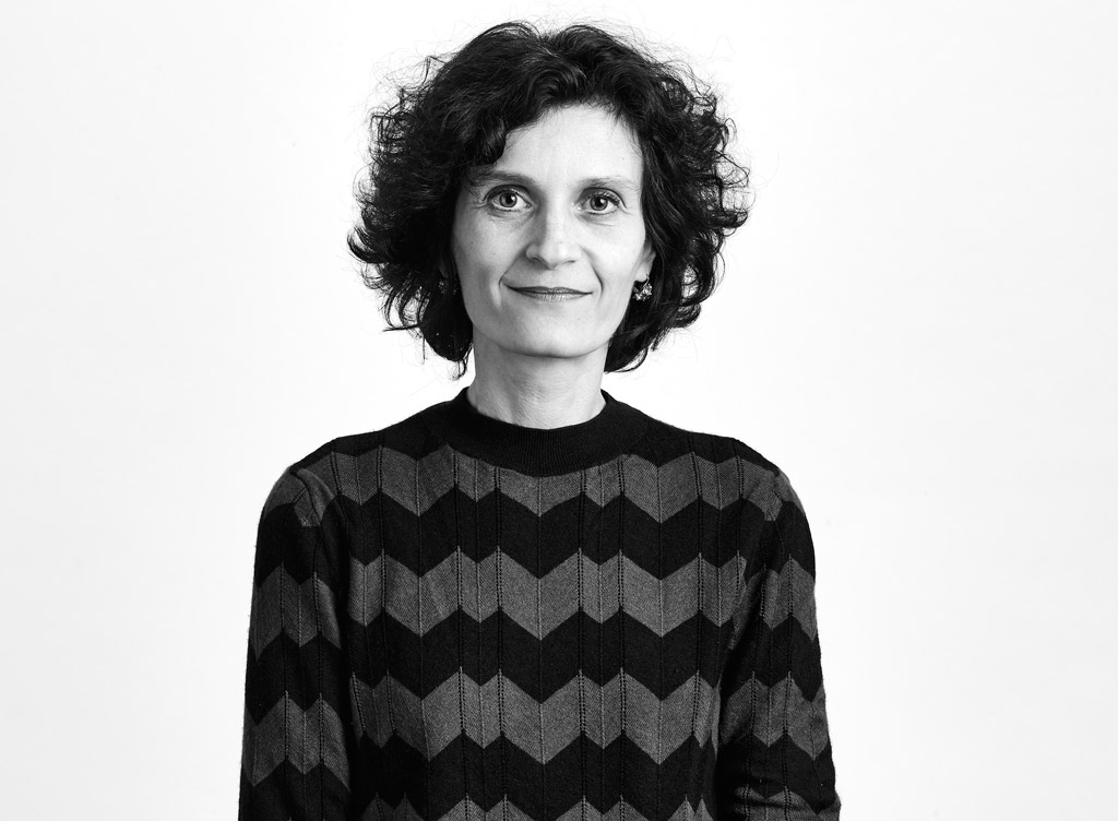 Porttrait d'Isabelle Reiher
