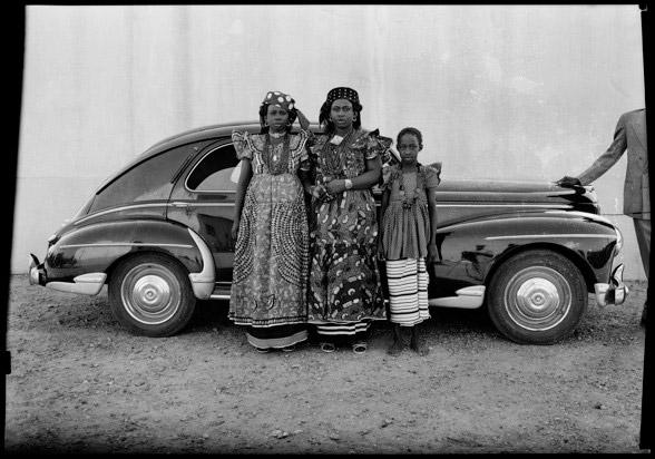 Paris : Inauguration de l'exposition de Seydou Keïta