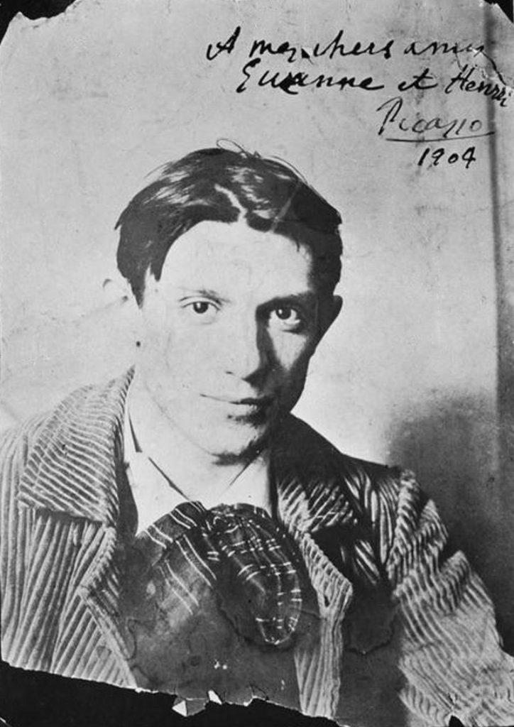Né un 25 octobre : Pablo Picasso