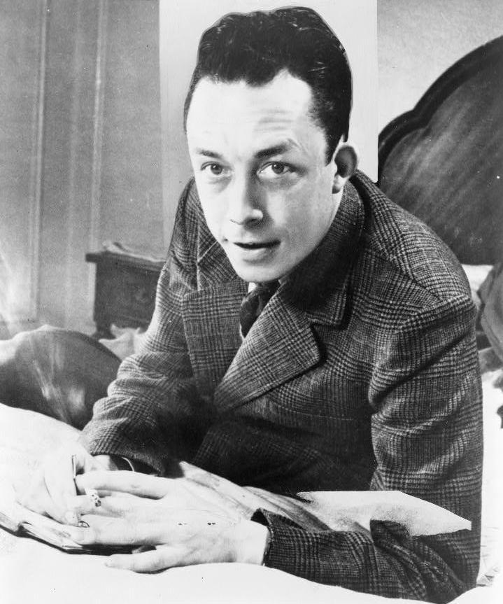 Né un 7 novembre : Albert Camus