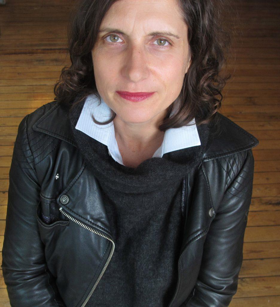 Claire Jacquet, Directrice du FRAC Aquitaine