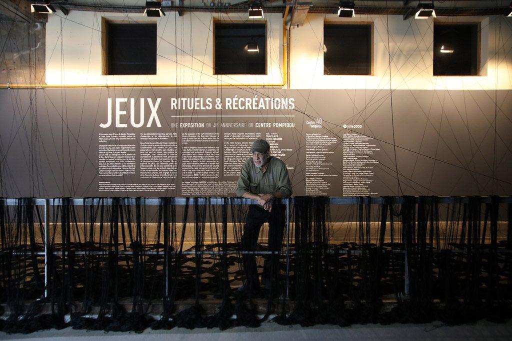 Performance ! les 40 ans du Centre Pompidou à la Gare Saint Sauveur de Lille (1ère partie)