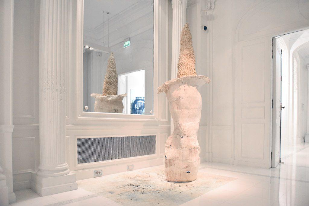 Morgan Courtois, lauréat du 10ème Prix Meurice pour l'art contemporain