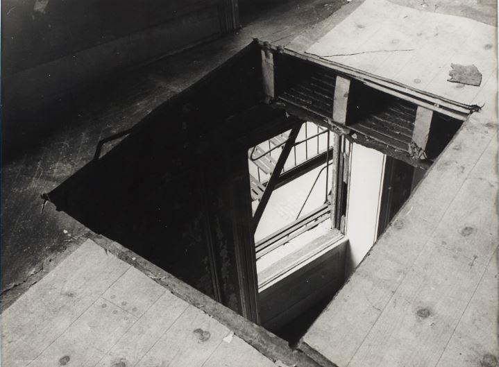 New York : Ouverture de l'exposition de Gordon Matta-Clark
