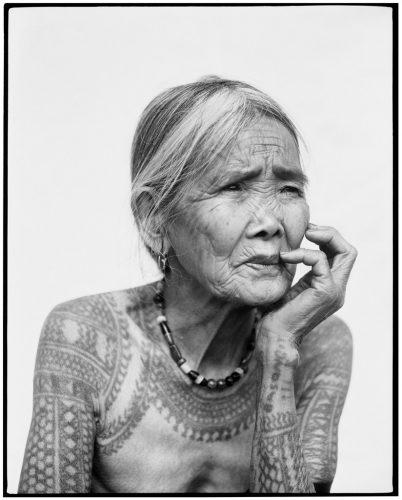 Jake-Verzosa-Série-22Les-dernières-femmes-tatouées-de-Kalinga22-2009-2013-