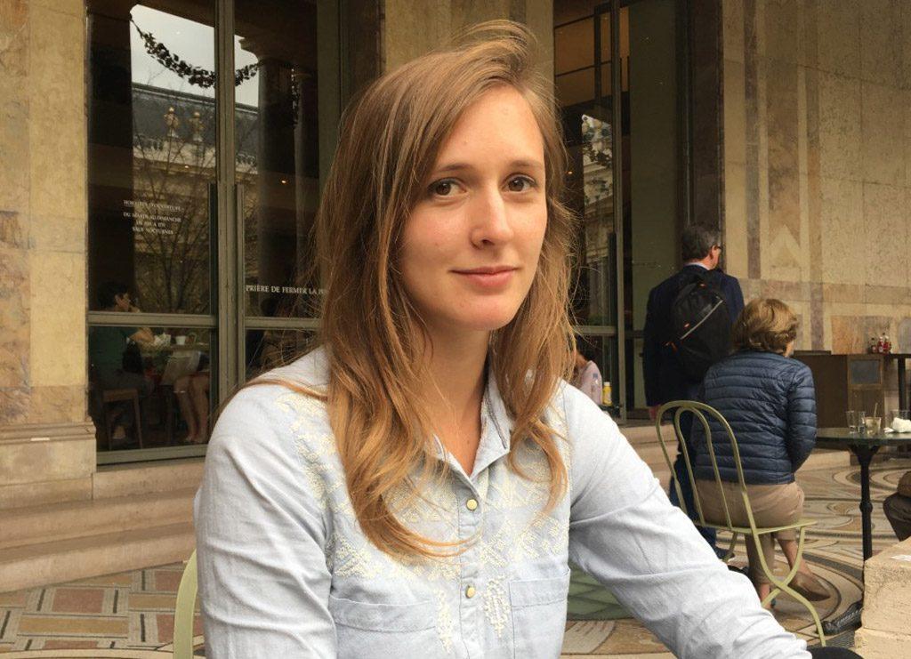 Rencontre avec Léa Dumayet, atelier Le Midi, Montreuil