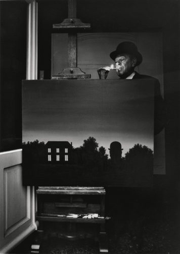 MAGRITTE_picture-by-BROODTHAERS