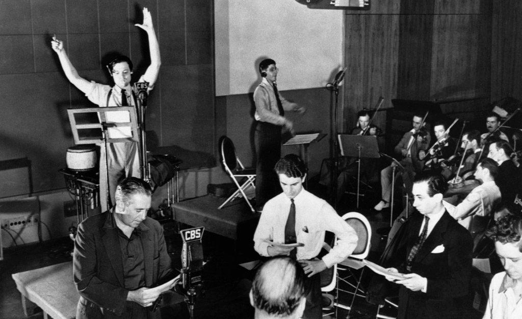 Ephéméride (1938) : La Guerre des mondes est diffusée sur CBS