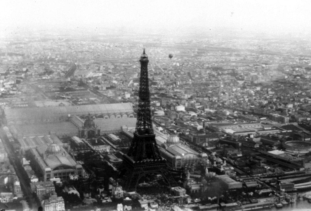 Ça s'est passé un 6 novembre : Inauguration de la Tour Eiffel