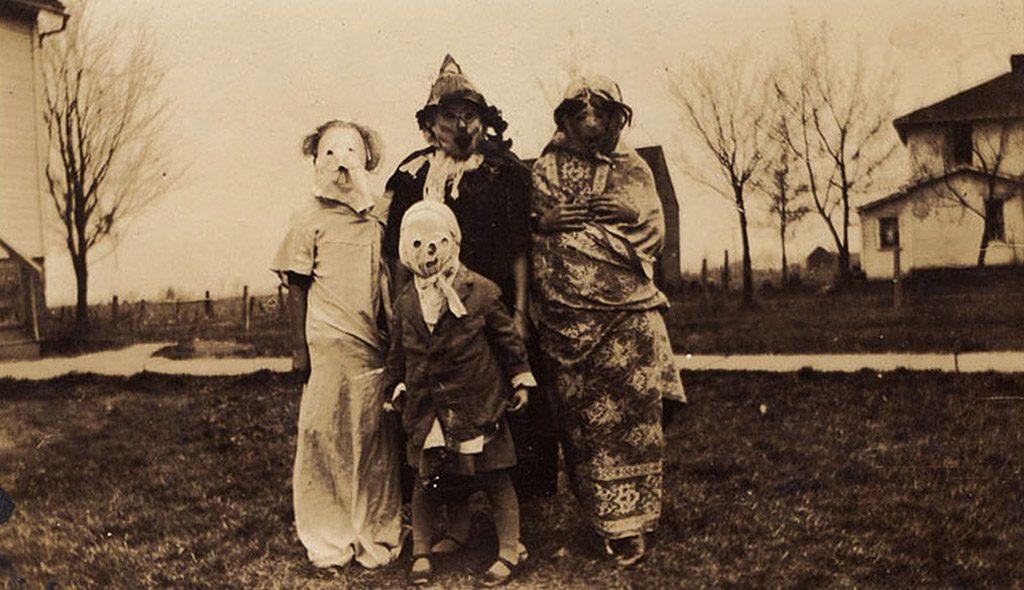 31 octobre : Halloween !