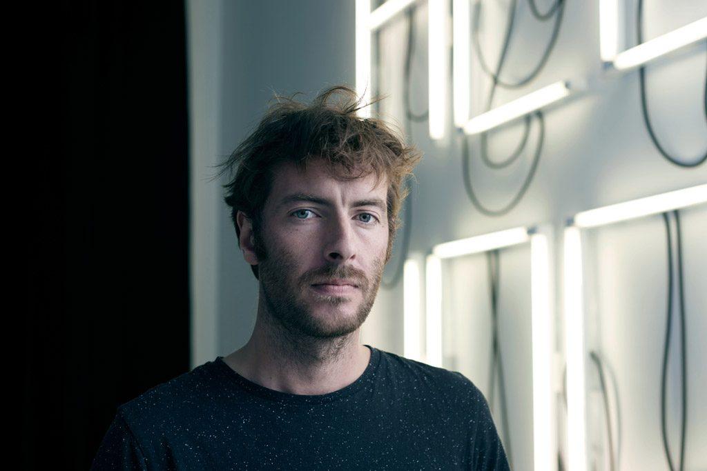 Rencontre avec Fabien Léaustic, Cité Internationale des Arts de Paris
