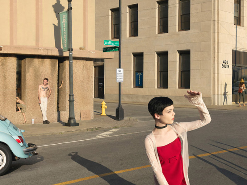 New York : Ouverture de l'exposition de Julie Blackmon