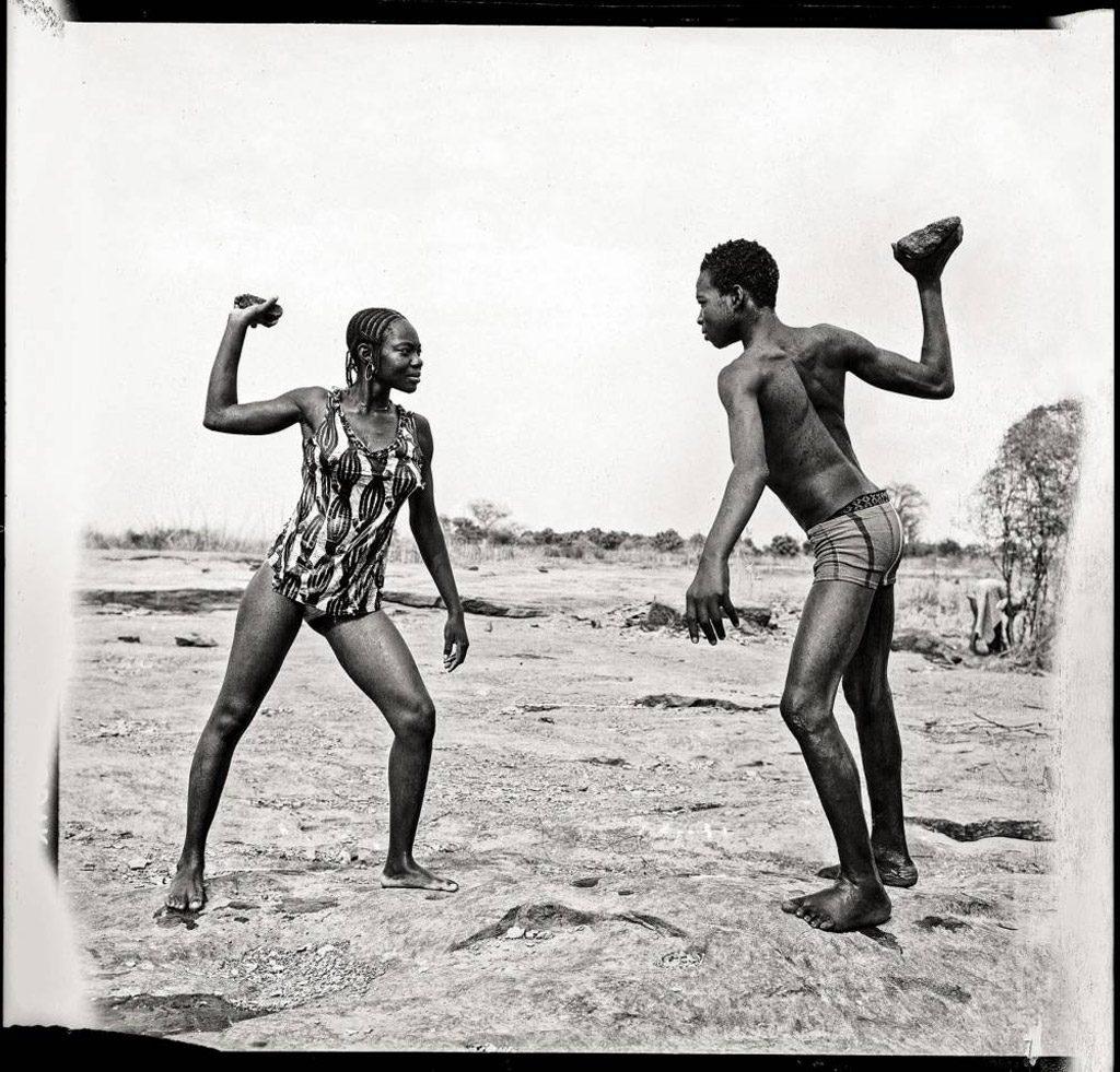 Mali Twist* par Malick Sidibé à la Fondation Cartier