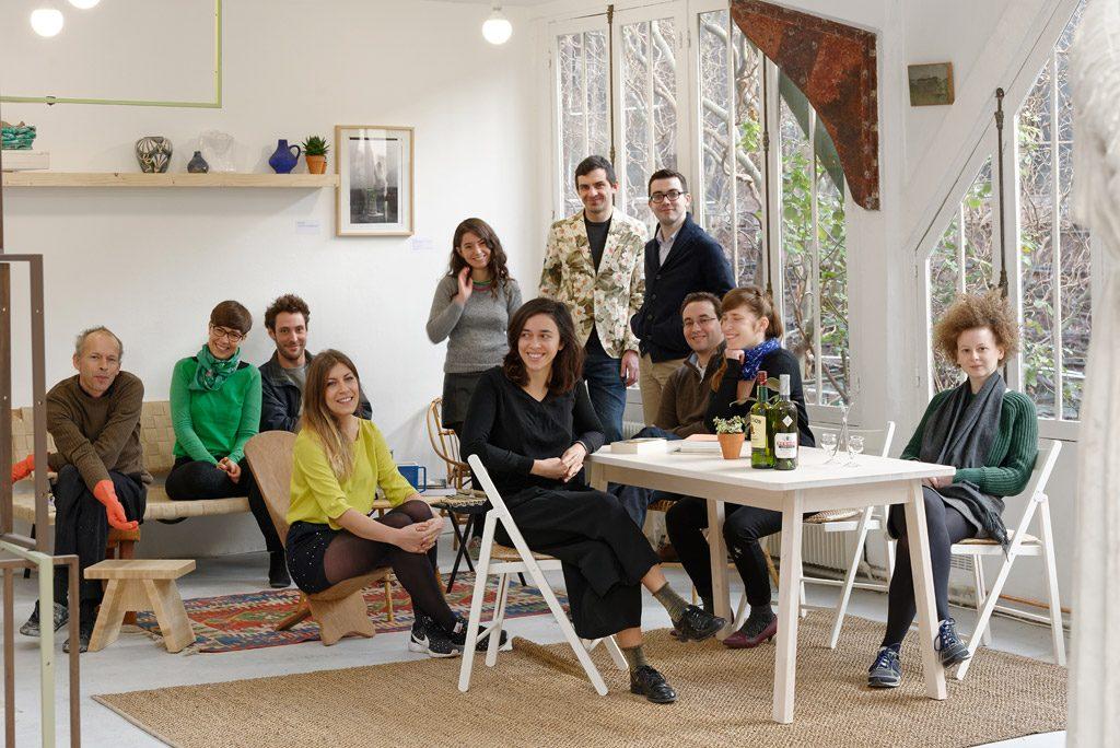 Rencontre avec Mélanie Bouteloup,co-fondatriceet directrice de Bétonsalon et de la Villa Vassilieff