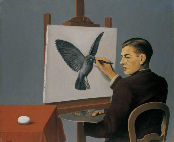 Atomium-Magritte-La-clairvoyance